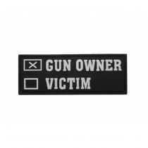 Pitchfork Gun Owner Patch - Swat