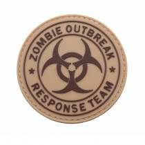 Pitchfork Zombie Outbreak Patch - Tan