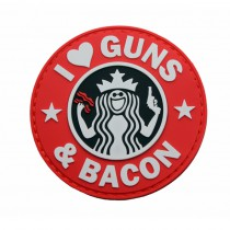 Pitchfork Guns & Bacon Patch - Color