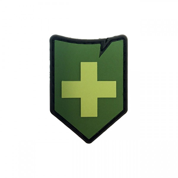 Pitchfork Tactical Patch Switzerland - Olive