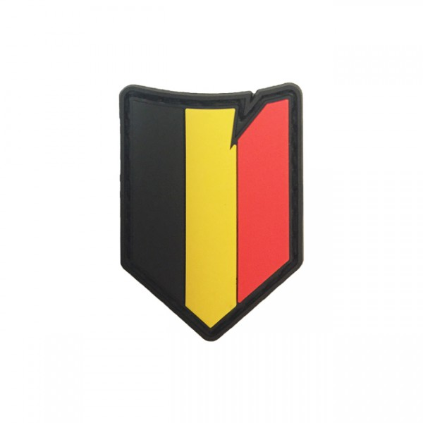 Pitchfork Tactical Patch Belgium  - Color