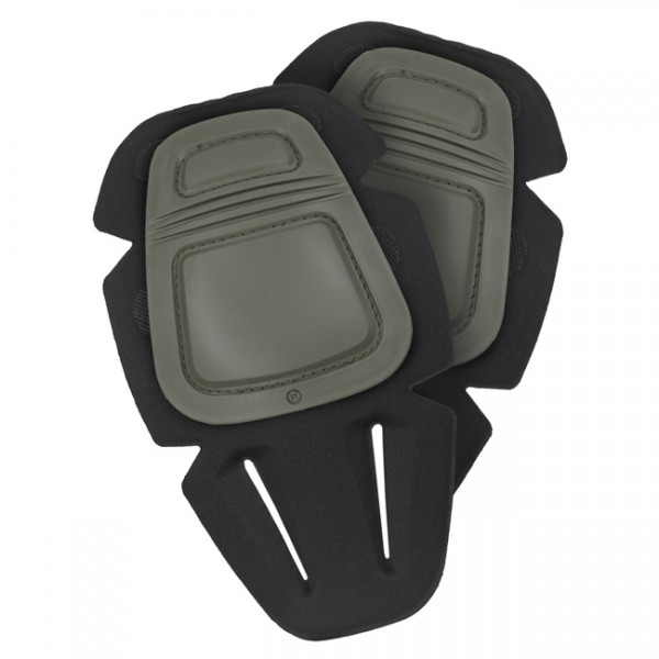 Crye Precision AirFlex Combat Knee Pad Ser - Olive