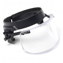 Pitchfork NIJ Level IIIA Helmet Visor - Clamp