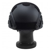 Pitchfork MICH Level IIIA ARC Tactical Helmet - Black 3