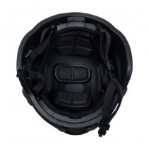 Pitchfork MICH Level IIIA ARC Tactical Helmet - Black 4