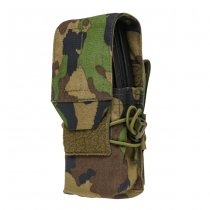 Pitchfork Closed Double AR Magazine Pouch - SwissCamo