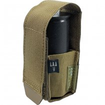 Pitchfork Closed Grenade & Spray Pouch - Coyote