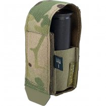 Pitchfork Closed Grenade & Spray Pouch - Multicam