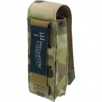 Pitchfork Closed Tool & Flashlight Pouch - Multicam