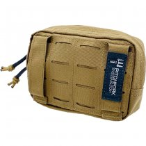 Pitchfork Horizontal Utility Pouch Small - Coyote
