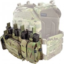 Pitchfork MCR Modular Chest Rig Base - Multicam