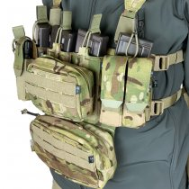 Pitchfork MCR Modular Chest Rig Complete Set - Coyote