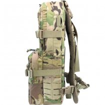 Pitchfork Medium Cargo & Hydration Pack - Multicam