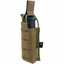 Pitchfork Open Single Pistol Magazine Pouch - Coyote