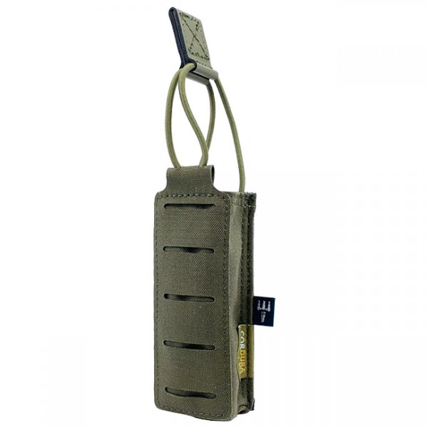 Pitchfork Open Single SMG Magazine Pouch - Ranger Green