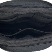 Pitchfork Vertical Utility Pouch Medium - Black