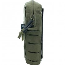 Pitchfork Vertical Utility Pouch Small - Ranger Green
