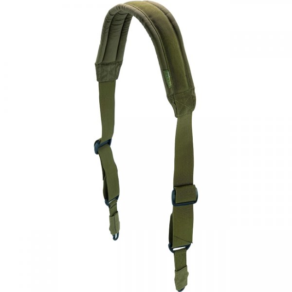 Pitchfork Padded Heavy Duty Two Point Sling - Olive