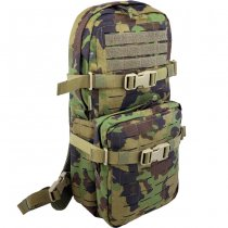 Pitchfork Medium Cargo & Hydration Pack - SwissCamo