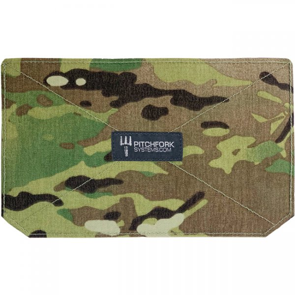 Pitchfork MPC Panel Backside Cover - Multicam