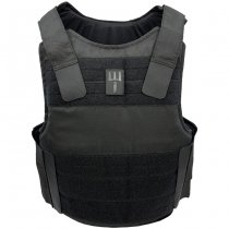 Pitchfork Personal Body Armour NIJ Level IIIA & Level II STAB - Black