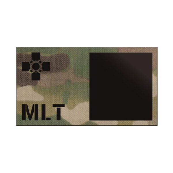 Pitchfork Malta IR Print Patch - Multicam