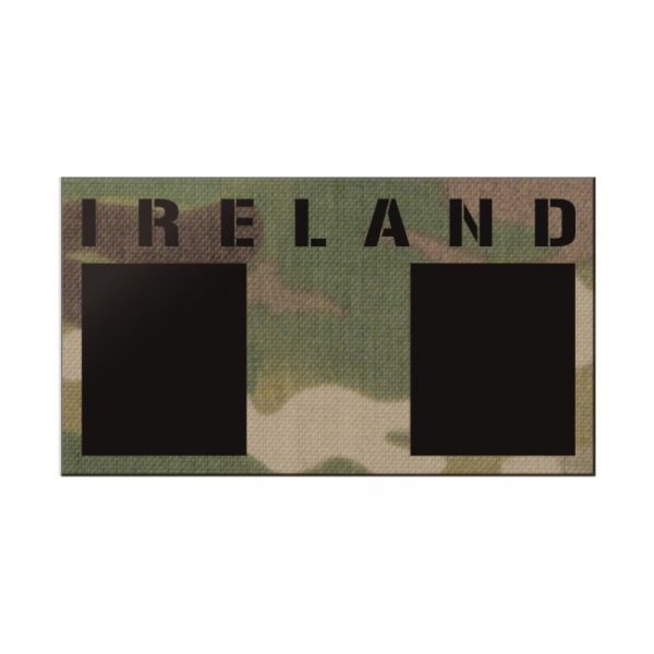 Pitchfork Ireland IR Print Patch - Multicam
