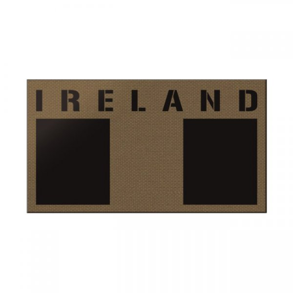 Pitchfork Ireland IR Print Patch - Coyote
