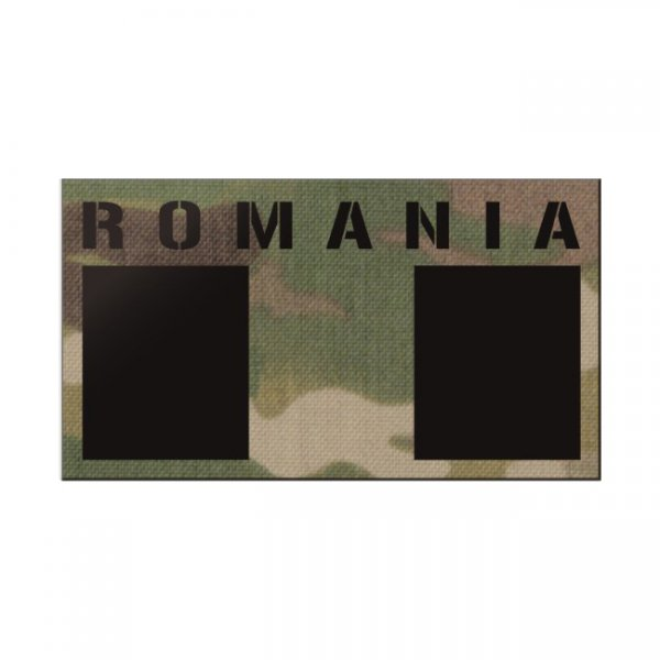 Pitchfork Romania IR Print Patch - Multicam