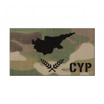Pitchfork Cyprus IR Print Patch - Multicam