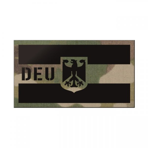 Pitchfork Germany IR Print Patch - Multicam