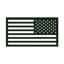 Pitchfork USA IR Print Patch Right - Ranger Green