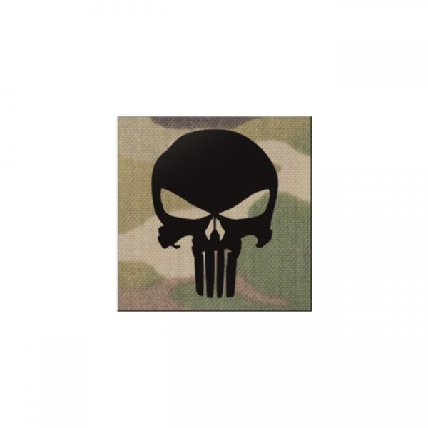Pitchfork Punisher IR Square Print Patch - Multicam