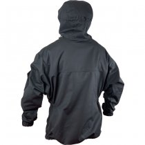 Pitchfork Gorka 4 Jacket - Black & SwissCamo - XL