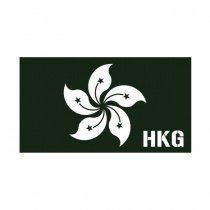 Pitchfork Hongkong IR Print Patch - Ranger Green