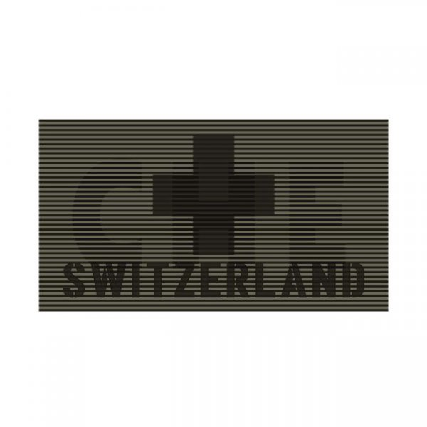Pitchfork Switzerland IR Dual Patch - Ranger Green