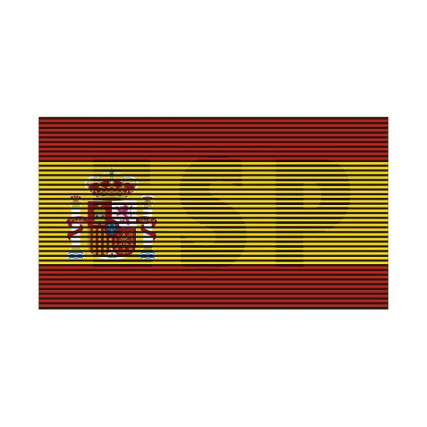 Pitchfork Spain IR Dual Patch - Color