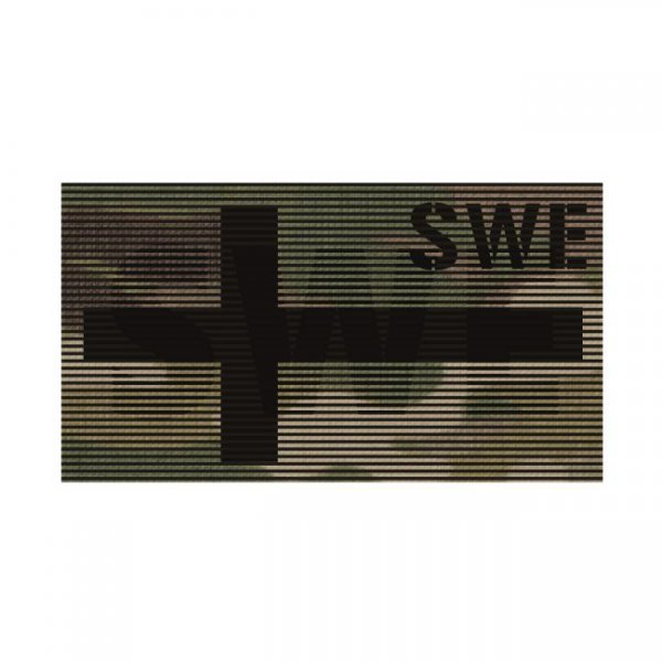 Pitchfork Sweden IR Dual Patch - Multicam