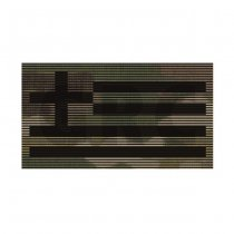 Pitchfork Greece IR Dual Patch - Multicam