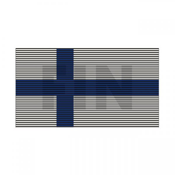 Pitchfork Finland IR Dual Patch - Color