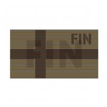 Pitchfork Finland IR Dual Patch - Coyote