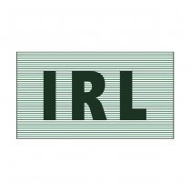 Pitchfork Ireland IR Dual Patch - Ranger Green