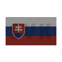 Pitchfork Slovakia IR Dual Patch - Color