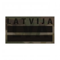 Pitchfork Latvia IR Dual Patch - Multicam