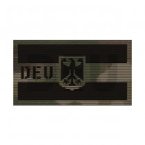 Pitchfork Germany IR Dual Patch - Multicam